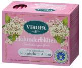 VIROPA Holunderblüten Tee - BIO