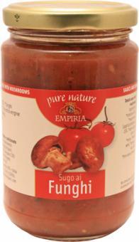 Sugo al Funghi (Pilze)  BIO