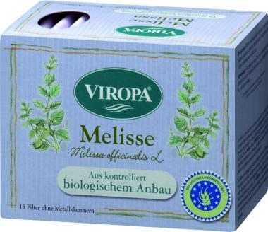 VIROPA Melisse Tee - BIO