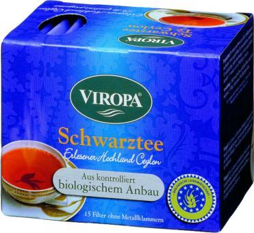 VIROPA Schwarztee - BIO