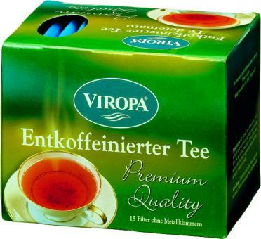 VIROPA Entkoffeinierter Tee Premium