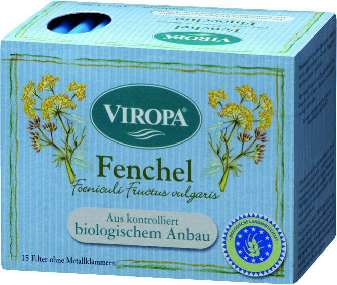 VIROPA Fenchel Tee - BIO