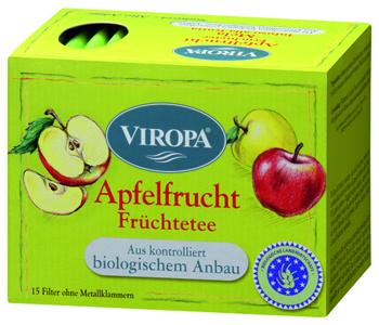 VIROPA Apfelfrucht Tee - BIO