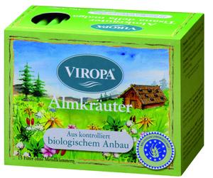 VIROPA Almkräuter Tee - BIO