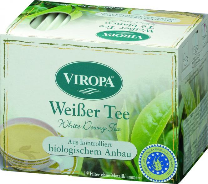VIROPA Weisser Tee - Bio