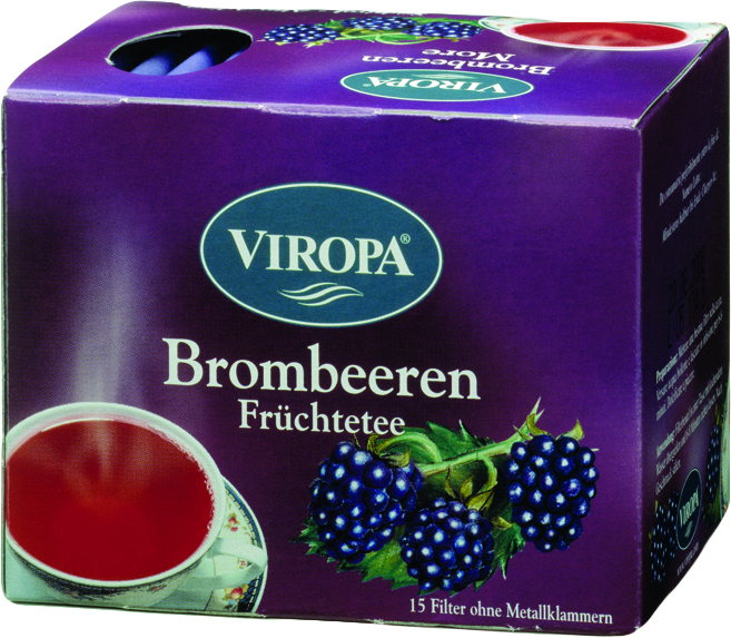 VIROPA Brombeeren - Früchtetee