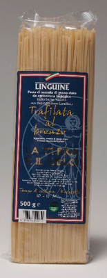 Linguine Al Bronzo  BIO - Premium Line
