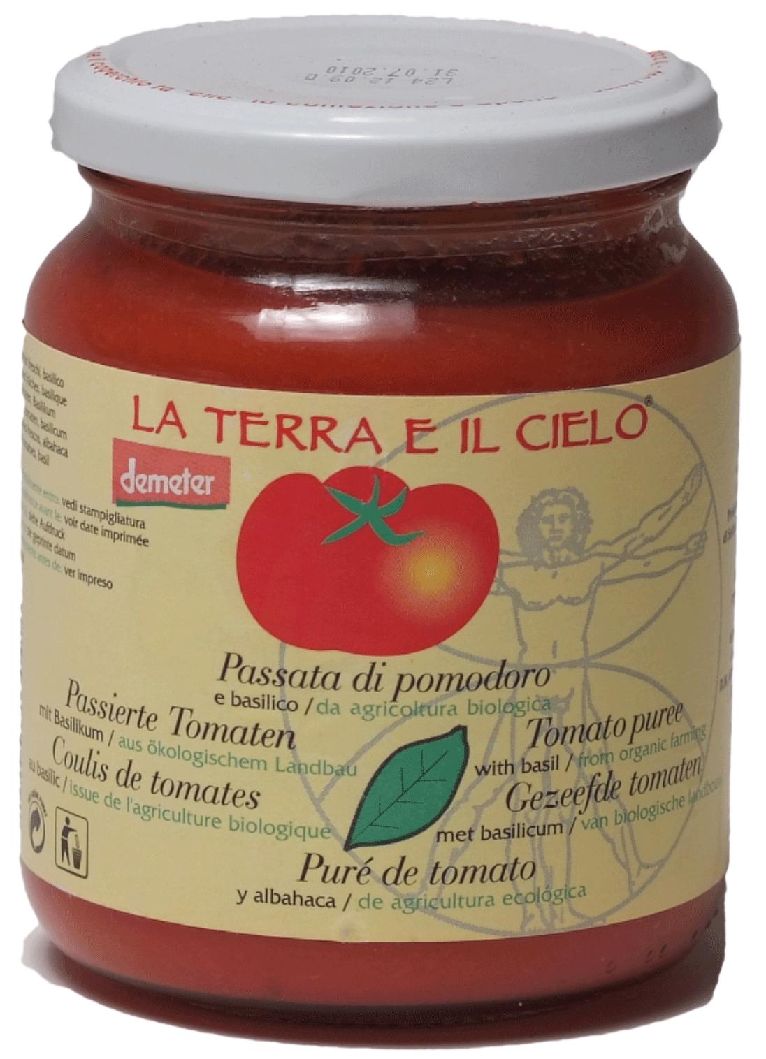 passierte tomaten sauce